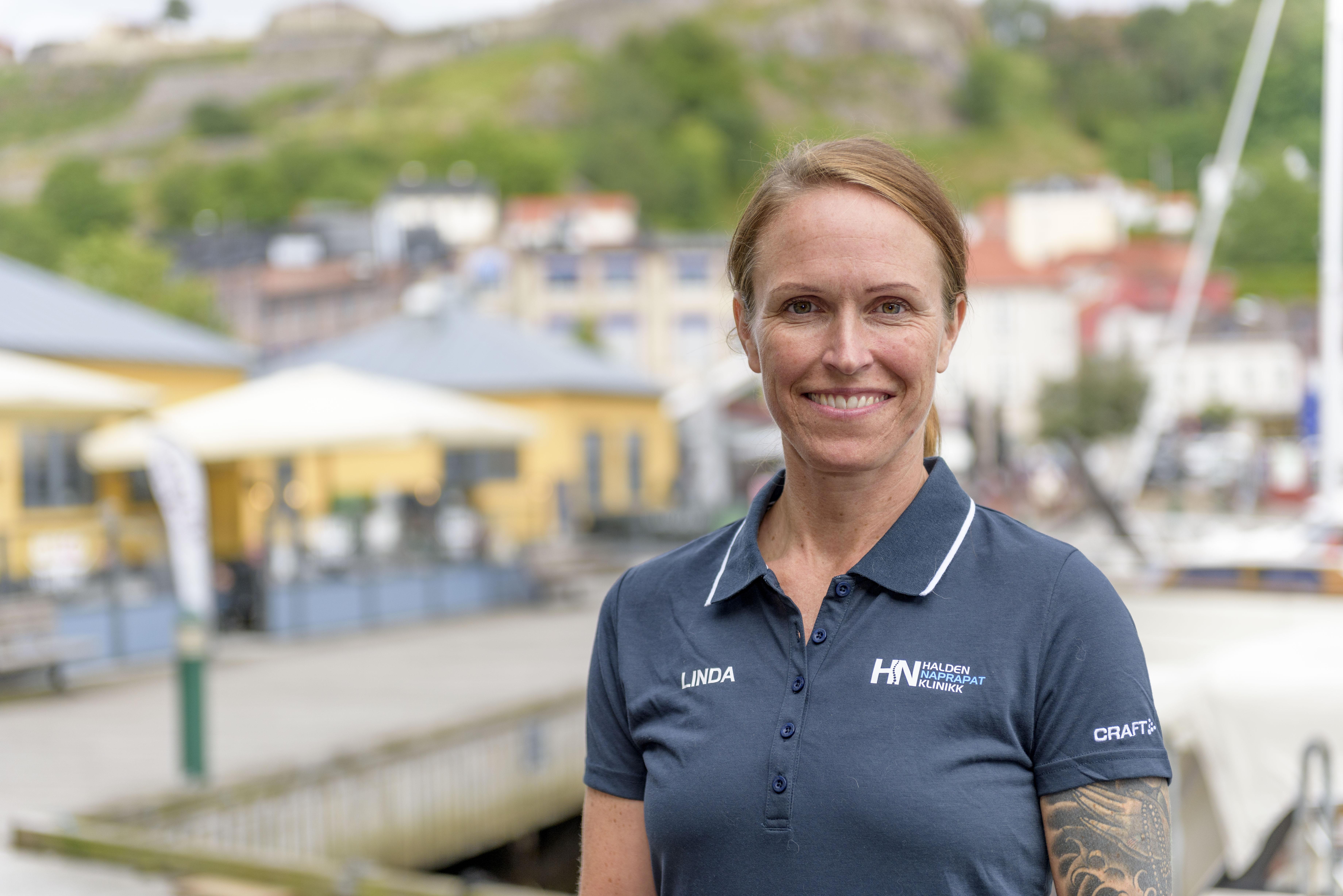 Helfigurbilde av Linda Høgberg